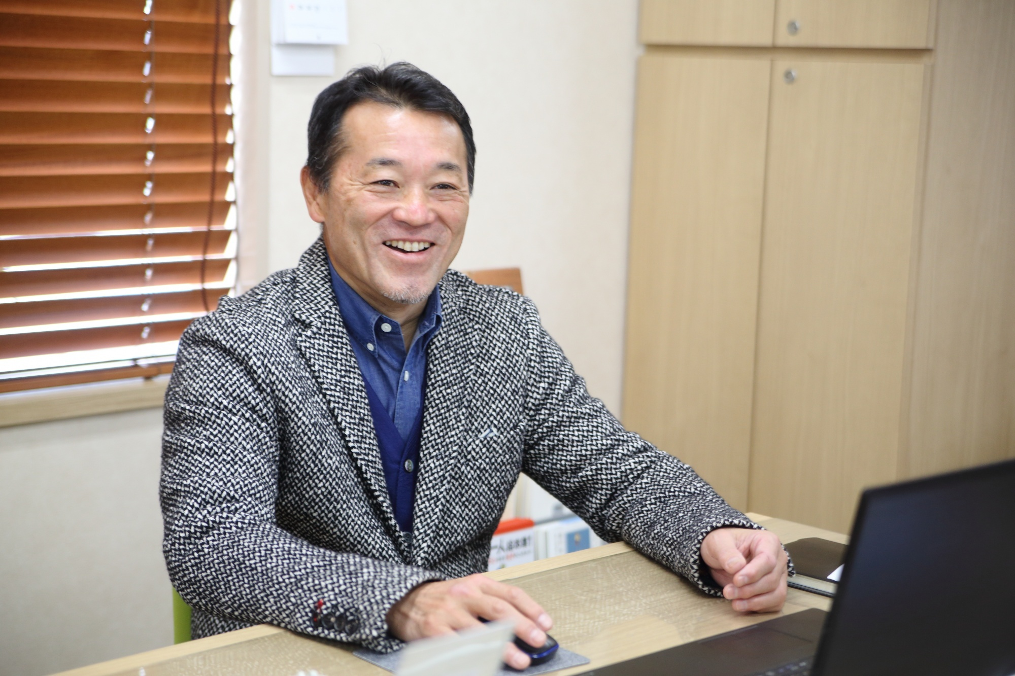 株式会社FCC 代表取締役 深澤正司